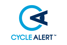 Cycle Alert Logo