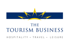 The Tourism Business Logo
